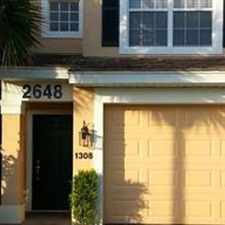 Rental info for Save Money With Your New Home - Cape Coral in the Cape Coral area