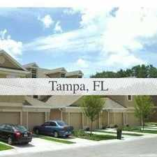 Rental info for Townhouse For Rent In TAMPA. in the East Lake-Orient Park area