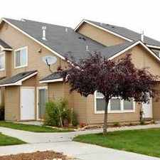 Rental info for 5988 West Port Place in the Boise City area