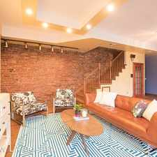 Rental info for 1812 9th Street NW in the Washington D.C. area