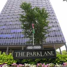 Rental info for Parklane in the Morningside area