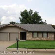 Rental info for 809 W 8th St in the Oklahoma City area
