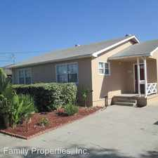 Rental info for 5117 67th Street in the San Diego area