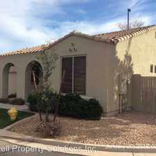 Rental info for 2059 S. Essex St. in the Gilbert area
