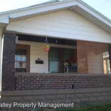 Rental info for 1719 College Ave in the 47807 area