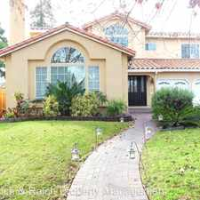 Rental info for 1335 Whitehurst Ct. in the San Jose area