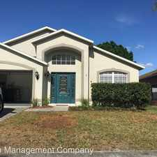 Rental info for 581 Farmingham Ct in the Oviedo area