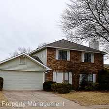 Rental info for 3304 Forest Creek Dr. in the Fort Worth area
