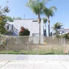 Rental info for 3838 37th St. - 4 in the San Diego area