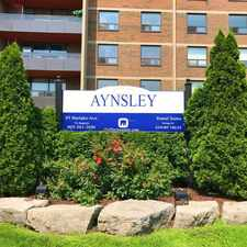 Rental info for Aynsley Apartments