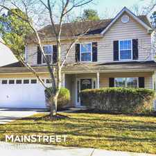 Rental info for 6140 Planters Wood Lane in the Charlotte area