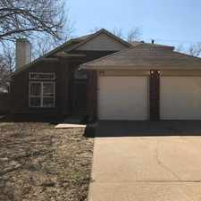 Rental info for 908 Galaxy Drive in the Arlington area