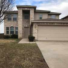 Rental info for 7544 Rock Garden Trail in the Fort Worth area