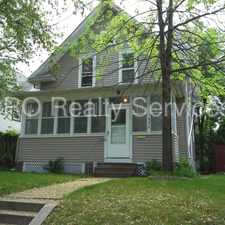 Rental info for Gorgeous Home with Beautiful Hardwood Floors! in the St. Paul area