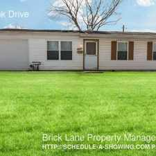 Rental info for 5401 Dunk Drive in the Indianapolis area