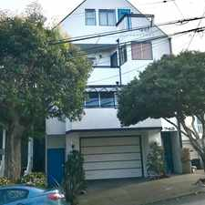 Rental info for 743 Wisconsin Street in the San Francisco area