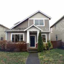 Rental info for Beautiful Lake Stevens Home Available Now!
