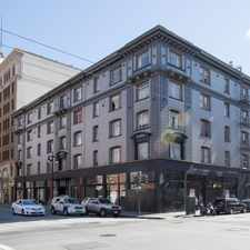 Rental info for 57 Taylor in the San Francisco area