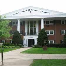 Rental info for Gorgeous Summit Ave 2 BR Condo in the St. Paul area
