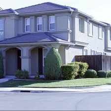 Rental info for 10908 Honeysuckle Way in the Stockton area