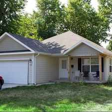 Rental info for 810 E Normal Newly Constructed 3 Bed 3 Bath Hom... in the Springfield area