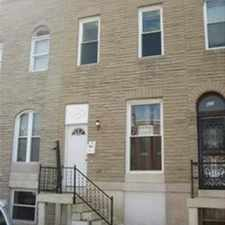 Rental info for 2BR Townhome Near Johns Hopkins And Patterson Park in the Baltimore area