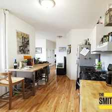 Rental info for 207 Madison St in the Lower East Side area