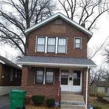 Rental info for House In Prime Location in the St. Louis area