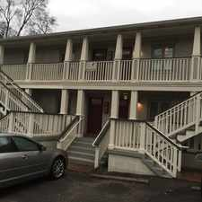 Rental info for Over 550 Sf In Knoxville. Pet OK! in the Belle Morris area