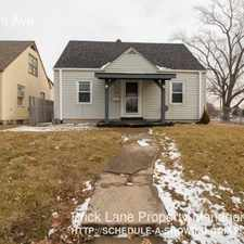Rental info for 229 S 7th Ave in the Indianapolis area