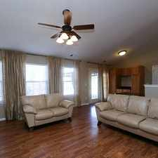 Rental info for One Level Home With Two Car Garage