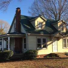 Rental info for House In Great Location in the Mooresville area