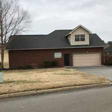Rental info for Maryville, 3 Bedroom Home With Bonus Room