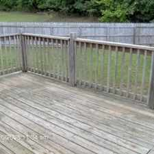 Rental info for Adorable Cape Cod With Fenced Yard in the Clarksville area