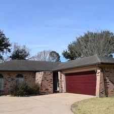 Rental info for House For Rent In Sugar Land. in the Houston area