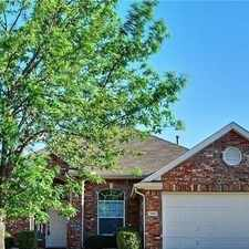 Rental info for Beautiful Wylie House For Rent in the Wylie area