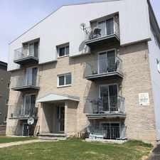 Rental info for 1345 Rue de la Colline #1345-5 in the Québec area