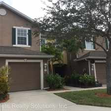 Rental info for 3009 Palmetto Oak Dr #106 in the Fort Myers area