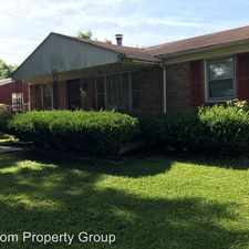 Rental info for 2600 Briargate
