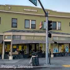 Rental info for 1805 Park Blvd. Unit 1 in the Oakland area