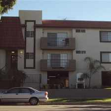 Rental info for 4426 Cahuenga Blvd in the Los Angeles area