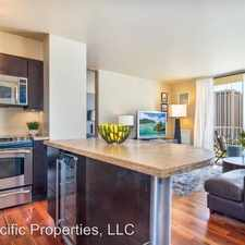 Rental info for 1925 Kalakaua Ave #1701 in the Honolulu area