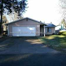 Rental info for 16812 21st Ave Ct E