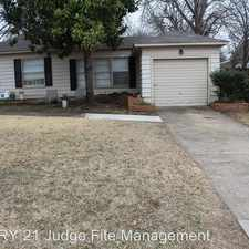 Rental info for 3890 Durango Drive in the Dallas area