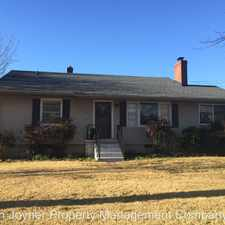 Rental info for 105 Don Drive