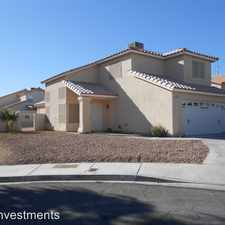Rental info for 8425 ASPENBROOK AVE in the Las Vegas area