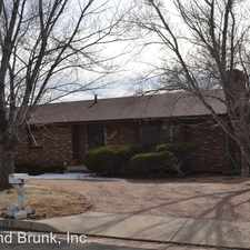 Rental info for 1613 Columbine Pl. in the Colorado Springs area