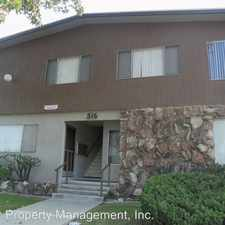 Rental info for 516 E. Regent St. # 1 in the Los Angeles area