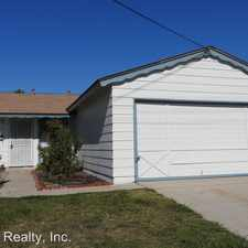 Rental info for 6926 Bacontree Way in the San Diego area