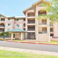 Rental info for 1080 ALA NAPUNANI STREET #301